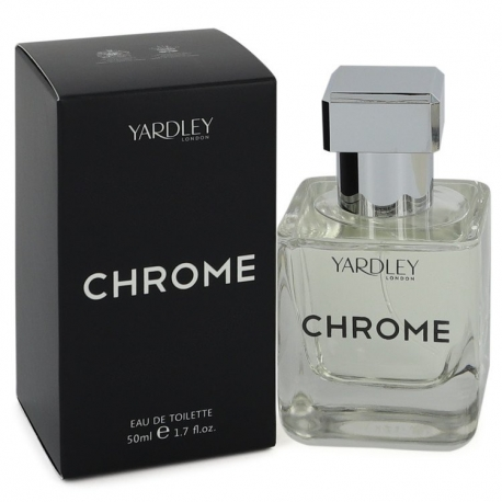 Yardley Yardley Chrome Eau De Toilette Spray