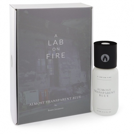 A Lab on Fire Almost Transparent Blue Eau De Toilette Spray