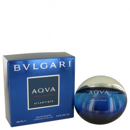Bvlgari Bvlgari Aqua Atlantique Gift Set 3.4 oz Eau De Toilette Spray + 2.2 oz Shower Gel + 2.2 oz After Shave Balm in Pouch