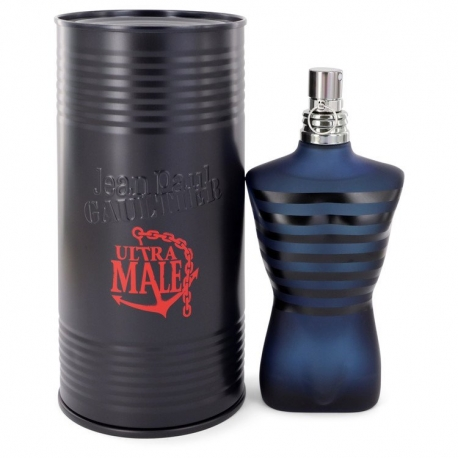 Jean Paul Gaultier Jean Paul Gaultier Ultra Male Eau De Toilette Intense Spray