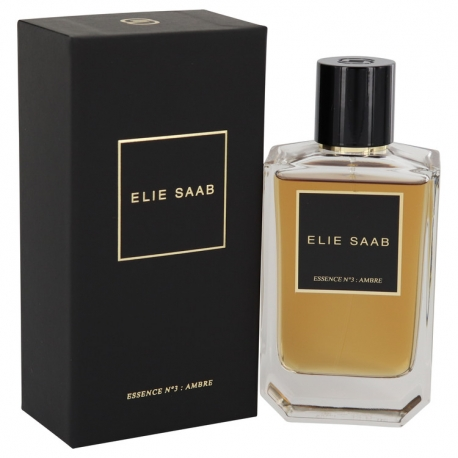 Elie Saab Essence No 3 Ambre Eau De Parfum Spray