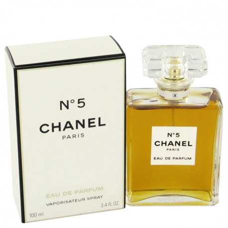 Chanel CHANEL No. 5 Eau De Parfum Spray (Limited Edition Red Bottle)