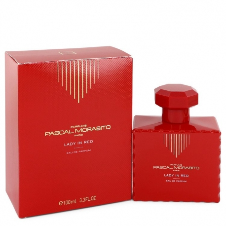 Pascal Morabito Lady In Red Eau De Parfum Spray