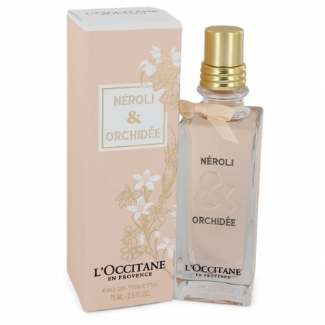L'occitane L'occitane Neroli & Orchidee Eau De Toilette Spray