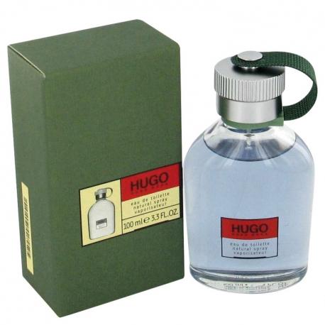 Hugo Boss Hugo Gift Set 4.2 oz Eau De Toilette Spray + Duffel Bag