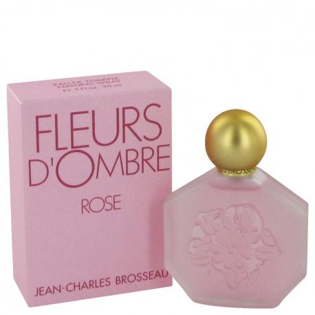 Jean Charles Brosseau Fleurs D'Ombre Rose Eau De Toilette Spray