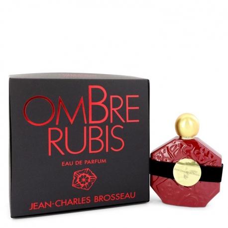 Jean Charles Brosseau Ombre Rubis Eau De Parfum Spray