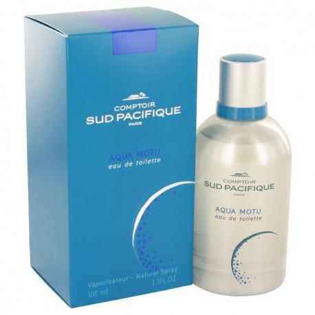 Comptoir Sud Pacifique Aqua Motu Eau De Toilette Spray