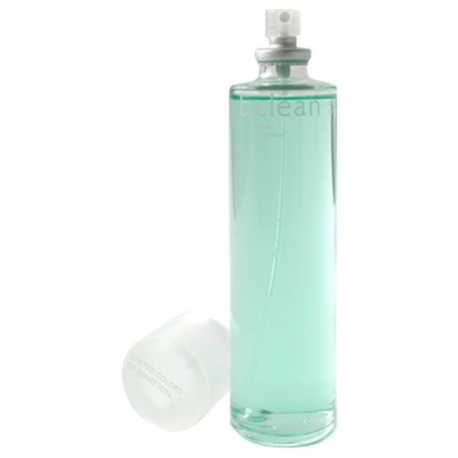 Benetton Be Clean Fresh Eau De Toilette Spray