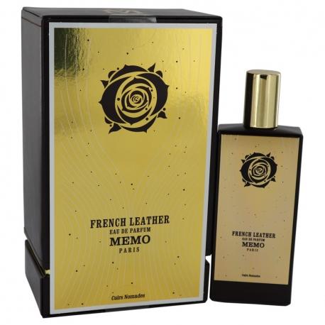 Memo French Leather Eau De Parfum Spray (Unisex)