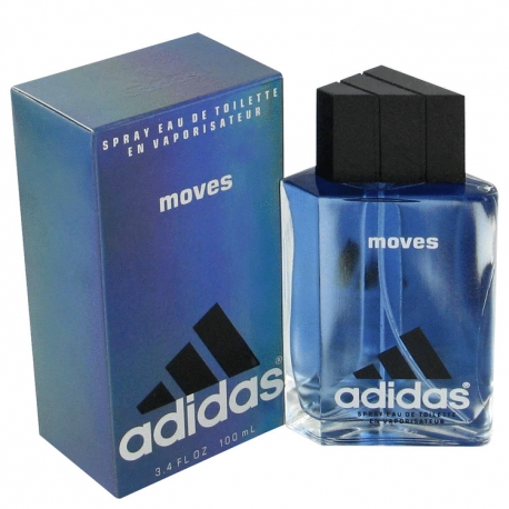 Adidas Moves After Shave