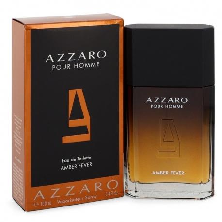 Azzaro Azzaro Amber Fever Eau De Toilette Spray