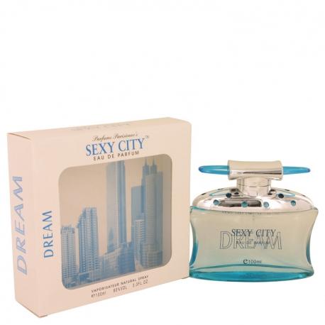 Parfums Parisienne Sexy City Dream Eau De Parfum Spray