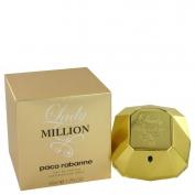Paco Rabanne Lady Million Gift Set 2.7 oz Eau De Parfum Spray + .17 oz Mini EDP + 3.4 oz Body Lotion