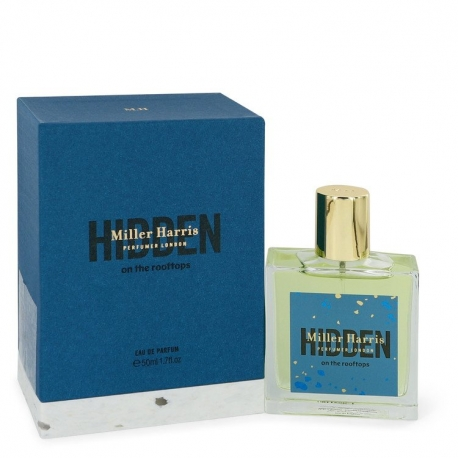 Miller Harris Hidden on the rooftops Eau De Parfum Spray