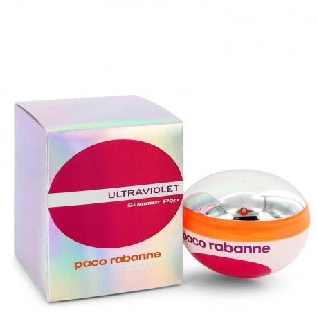 Paco Rabanne Ultraviolet Summer Pop Eau De Toilette Spray