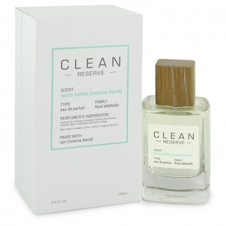 Clean Clean Reserve Warm Cotton Eau De Parfum Spray