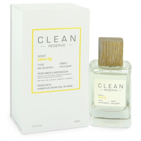 Clean Clean Reserve Citron Fig Eau De Parfum Spray