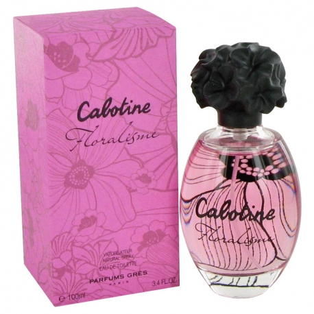 Gres Cabotine Floralisme Eau De Toilette Spray