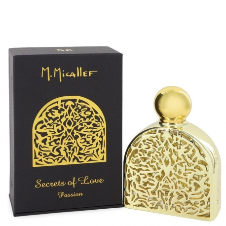 M. Micallef Secrets of Love Passion Eau De Parfum Spray