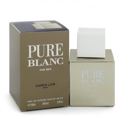 Karen Low Pure Blanc Eau De Toilette Spray