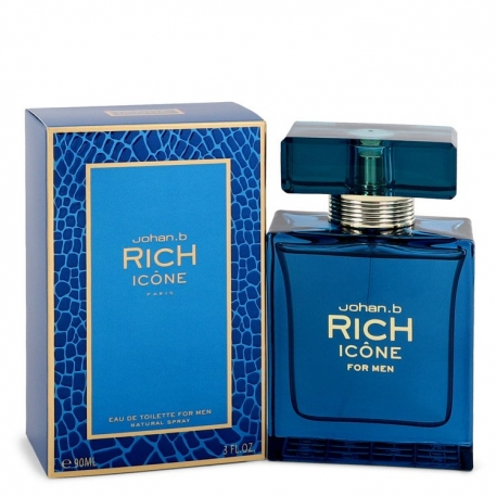 Johan B Rich Icone Eau De Toilette Spray
