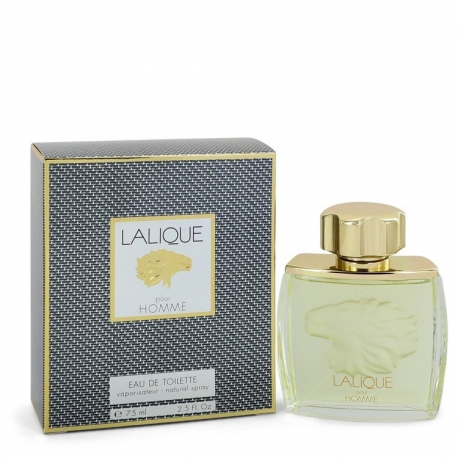 Lalique Lalique Eau De Toilette Spray (Lion Head)