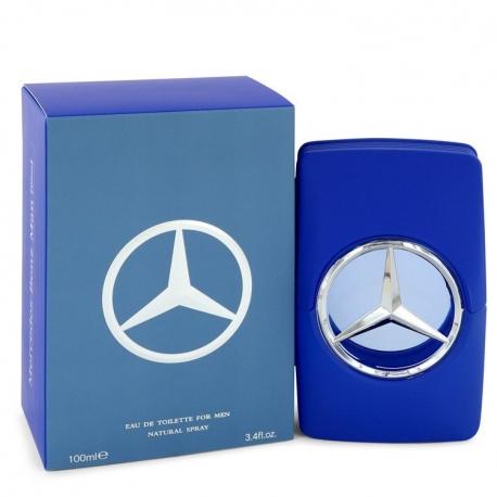 Mercedes Benz Mercedes Benz Man Blue Eau De Toilette Spray