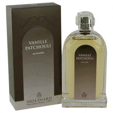 Molinard Vanille Patchouli Eau De Parfum Spray (New Packaging)