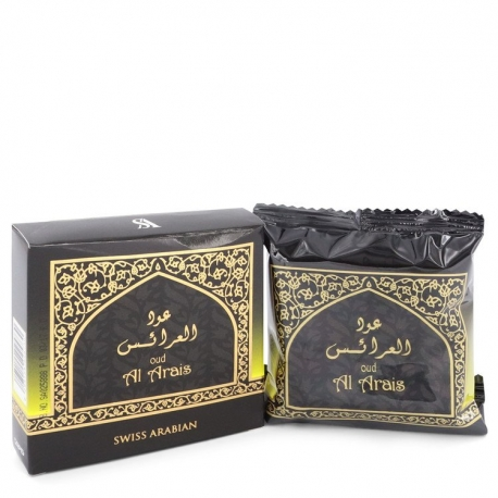 Swiss Arabian Swiss Arabian Oud Al Arais Bakhoor Incense
