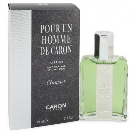 Caron L'impact De Pour Un Homme Parfum Spray