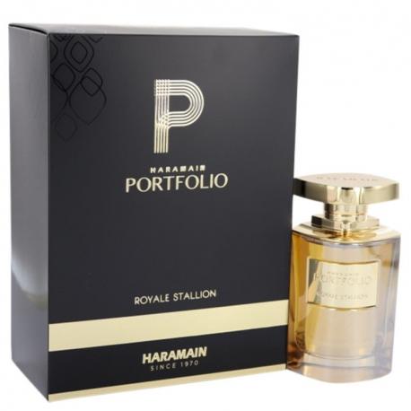 Al Haramain Portfolio Royale Stallion Eau De Parfum Spray