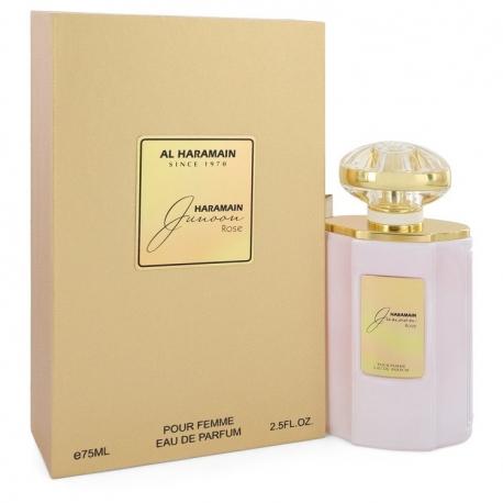 Al Haramain Al Haramain Junoon Rose Eau De Parfum, Spray