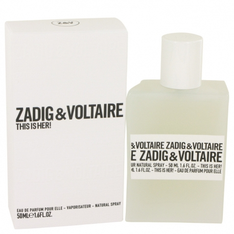 Zadig & Voltaire This is Her Deodorant Spray