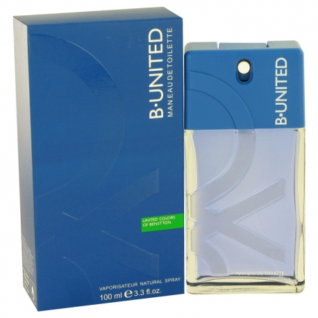 Benetton B United Eau De Toilette Spray