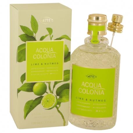 Maurer & Wirtz 4711 Acqua Colonia Lime & Nutmeg Soap