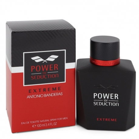 Antonio Banderas Power of Seduction Extreme Eau De Toilette Spray