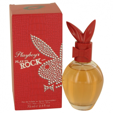 Playboy Playboy Play It Rock Eau De Toilette Spray