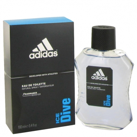 Adidas Ice Dive Eau De Toilette Spray
