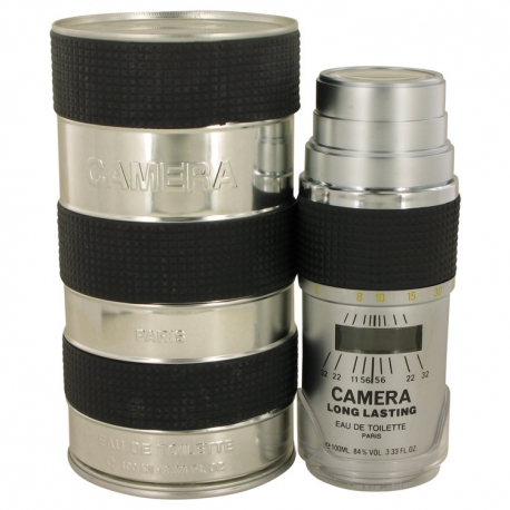 Max Deville Camera Eau De Toilette Spray (Tin Bottle)