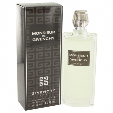 Givenchy Monsieur De Eau De Toilette Spray