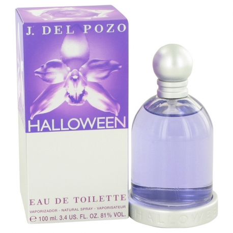 Jesus Del Pozo Halloween Eau De Toilette Spray