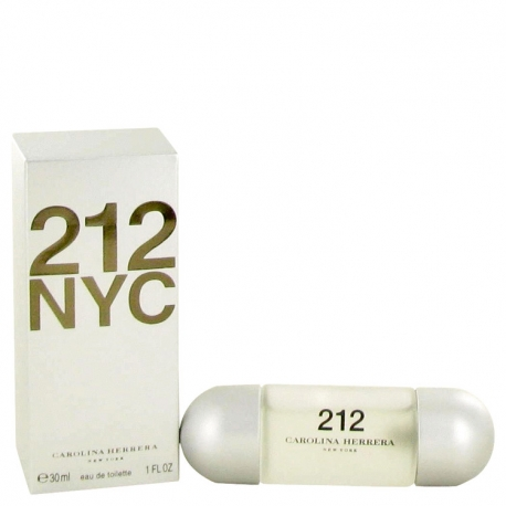 Carolina Herrera 212 Eau De Toilette Spray (New Packaging)