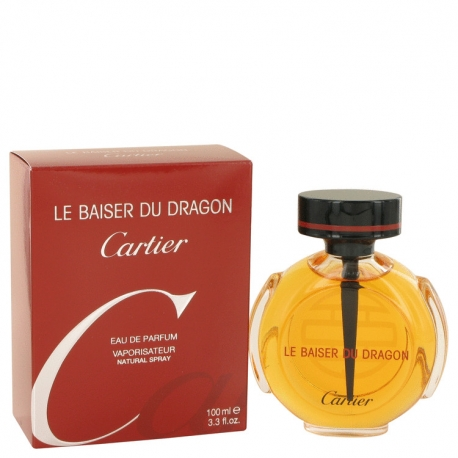 Cartier Le Baiser Du Dragon Eau De Parfum Spray