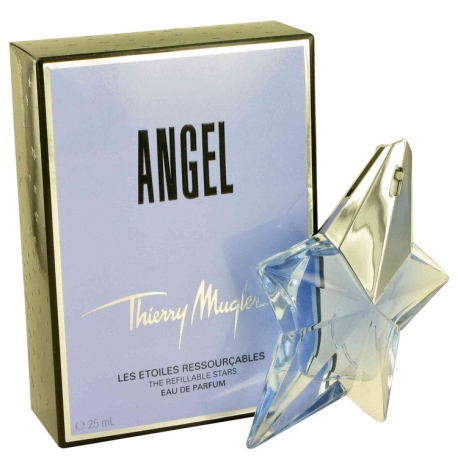 Thierry Mugler Angel Eau De Parfum Spray Refillable