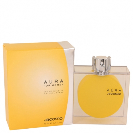 Jacomo Aura Eau De Toilette Spray