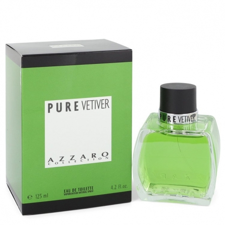 Azzaro AZZARO PURE VETIVER Eau De Toilette Spray