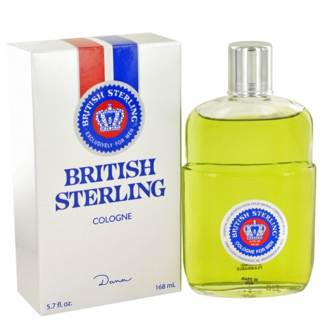 Dana British Sterling Cologne