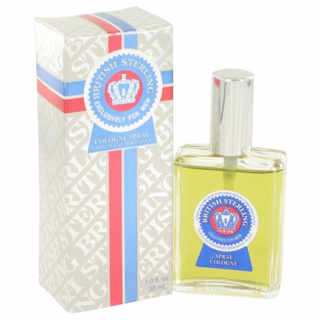 Dana British Sterling Cologne Spray