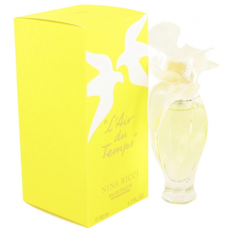 Nina Ricci L'air Du Temps Eau De Toilette Spray With B/cap